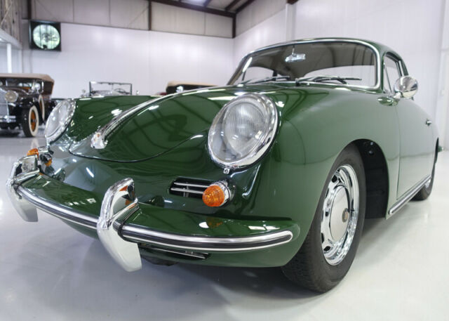 1965 Porsche 356 SC Reutter Coupe | Numbers matching engine