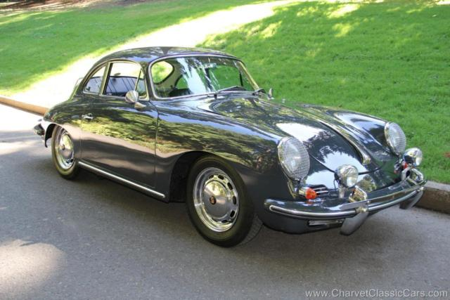 1965 Porsche 356 C Coupe. Numbers-Matching.COA GORGEOUS! See VIDEO.