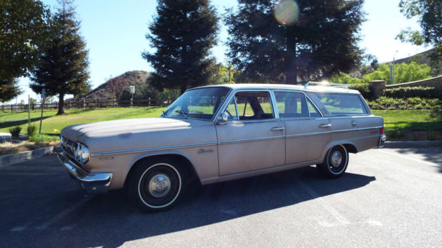 1965 AMC Other 770 CROSS COUNTRY WAGON