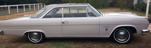 1965 AMC Other Rambler Ambassador 990