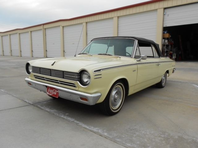 1965 Other Makes American Rambler Convertuble