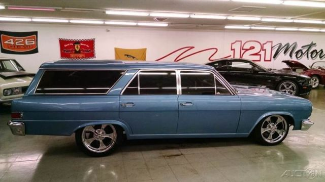 1965 rambler classic stationwagon used automatic for sale. Black Bedroom Furniture Sets. Home Design Ideas