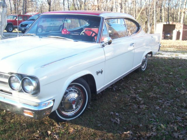 1965 Rambler Marlin 2 Door Hardtop Fastback for sale: photos