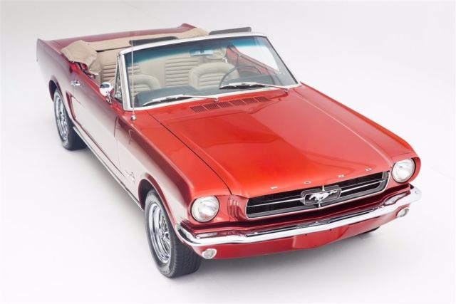 1965 Ford Mustang Rare 1964 1/2, v8