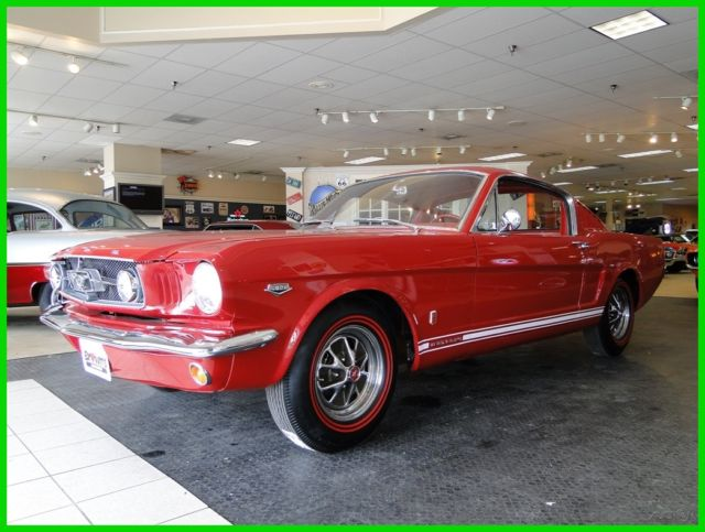 1965 Ford Mustang REAL GT