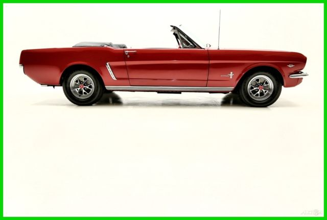 1965 Ford Mustang Red (A-CODE)