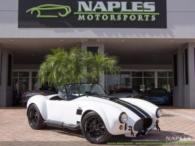 1965 Replica/Kit Makes 427 Shelby Cobra Replica