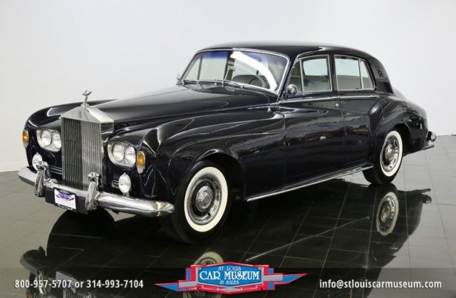 1965 Rolls-Royce Silver Cloud II