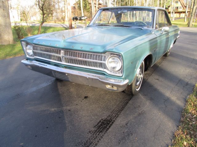 1965 Plymouth Satellite Sport