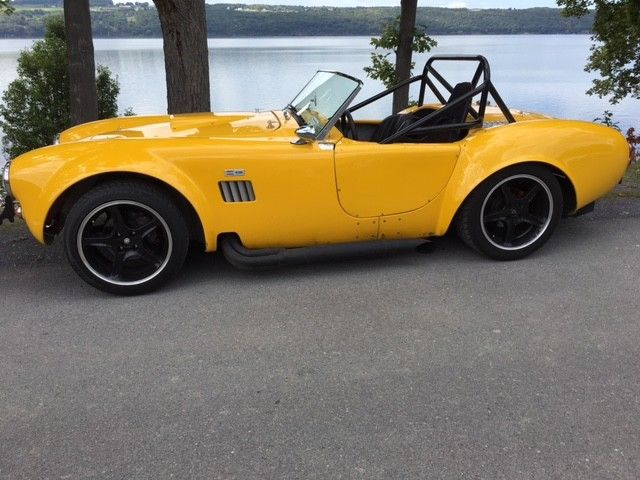 1965 Shelby Cobra Challenge Car