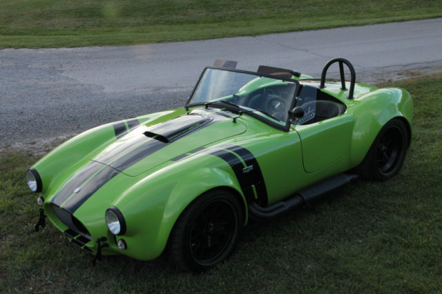 1965 Shelby Backdraft Cobra 427 C I Roush Engine 550 Hp