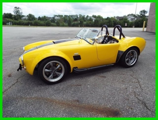 1965 Ford SHELBY COBRA Well Built Shelby Cobra Factory 5 Dart 347 Auto
