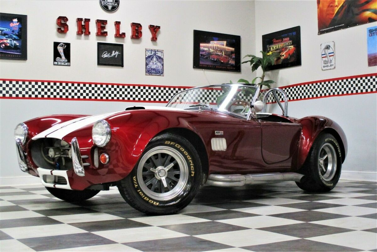 1965 Shelby Cobra Shelby 427 COBRA by Unique Motorcars   ▄▀▄▀▄▀▄▀
