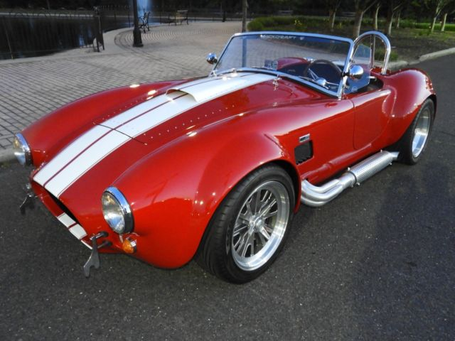 1965 Shelby Cobra 427 Backdraft Racing built by Vintage
