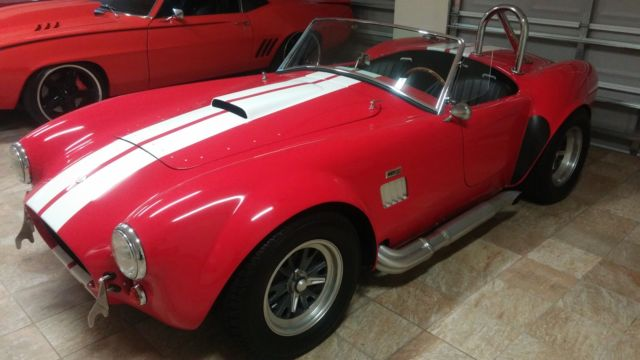 1965 Shelby Shelby cobra 427 replica factory five 5