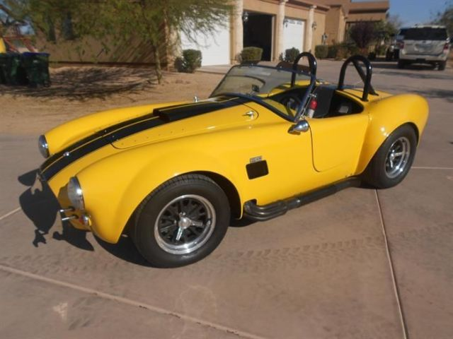 1965 Shelby Cobra 2DR