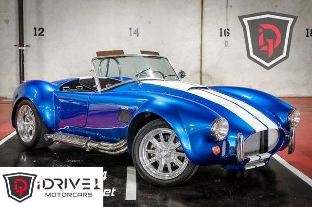 1965 Shelby Cobra Backdraft Backdraft Racing Roadster