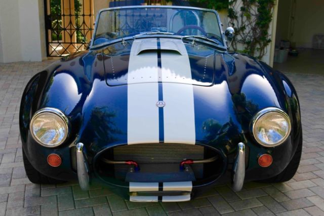 1965 Shelby Backdraft Racing Shelby Cobra  2008 Model