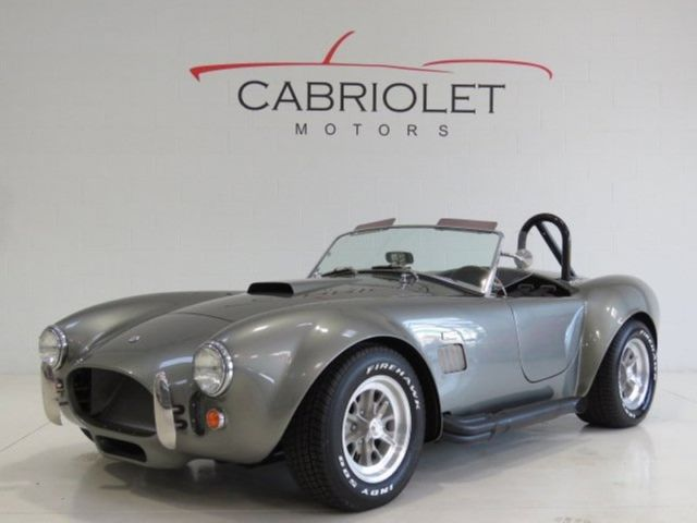 1965 Shelby Cobra 1965 Shelby Cobra Factory Five