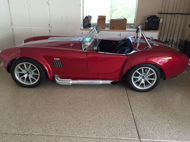 1965 Shelby Cobra Supercharged