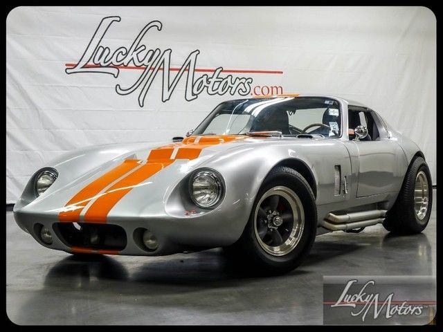 1965 Shelby Coupe Factory 5
