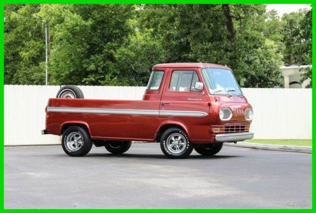 1965 Ford E-Series Van Spring Time Special