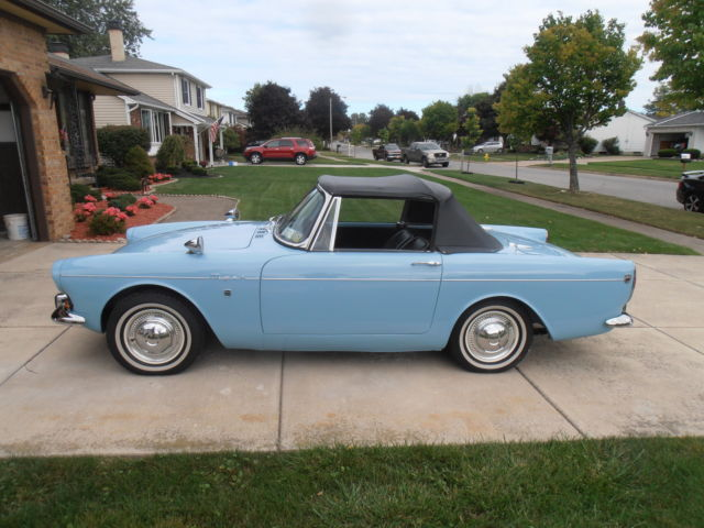 1965 Other Makes SUNBEAM TIGER CONVERTIBLE
