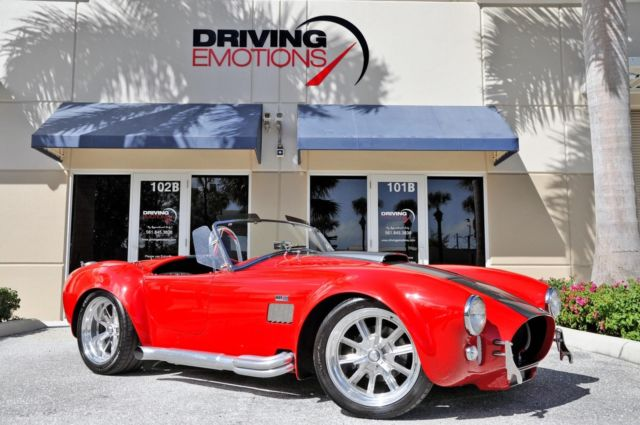 1965 Other Makes MKIII Cobra Superformance Shelby Cobra Replica