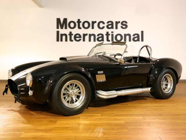 1965 Shelby MKIII Cobra Superformance