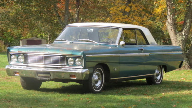 1965 Ford Fairlane Sports Coupe
