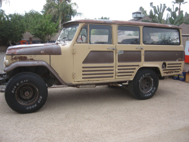 Toyota Of Glendale >> 1965 Toyota Land Cruiser FJ45LV Wagon for sale: photos