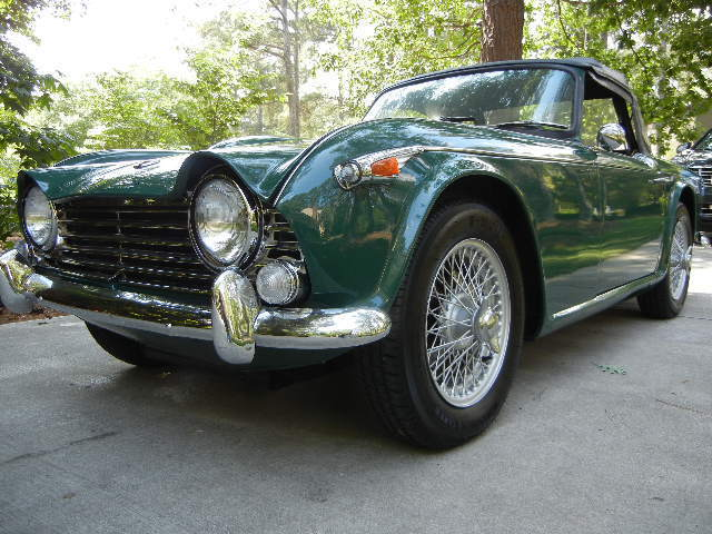 1965 Triumph Other convertible, 2 door