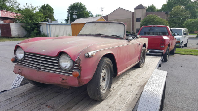 1965 Triumph Other