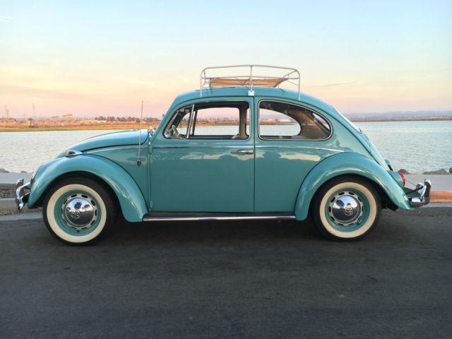 1965 volkswagen beetle bug orig san diego ca car steel sunroof beautiful for sale photos. Black Bedroom Furniture Sets. Home Design Ideas
