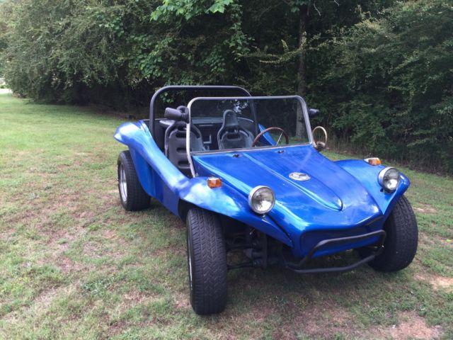 volkswagen dune buggy meyers manx type good solid car  parts  sale