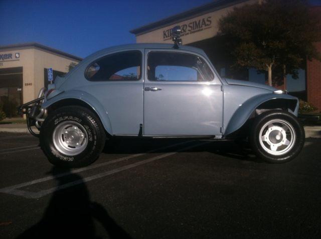 Volkswagen Vw Baja Bug Street Legaloff Road Legal