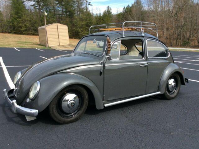 East Coast Vw >> 1965 Vw Beetle Rust Free Ca Bug On The East Coast No