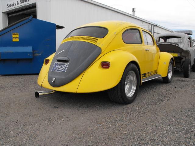 1965 Vw Bug Beetle Drag Car For Photos Technical Specifications Description