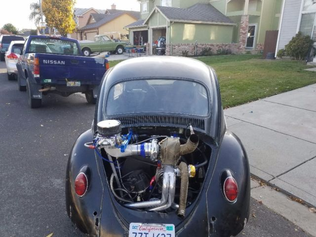 1965 vw bug TURBO for sale: photos, technical specifications