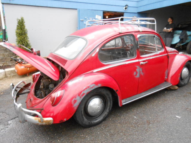 1965 VW bug , Volkswagen Beetle, Hood ride, low rider for sale: photos, technical specifications ...
