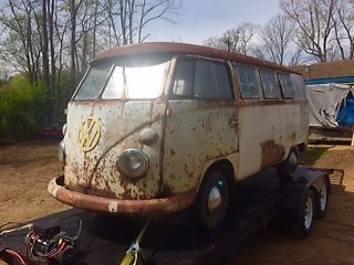 1965 Volkswagen Bus/Vanagon vw