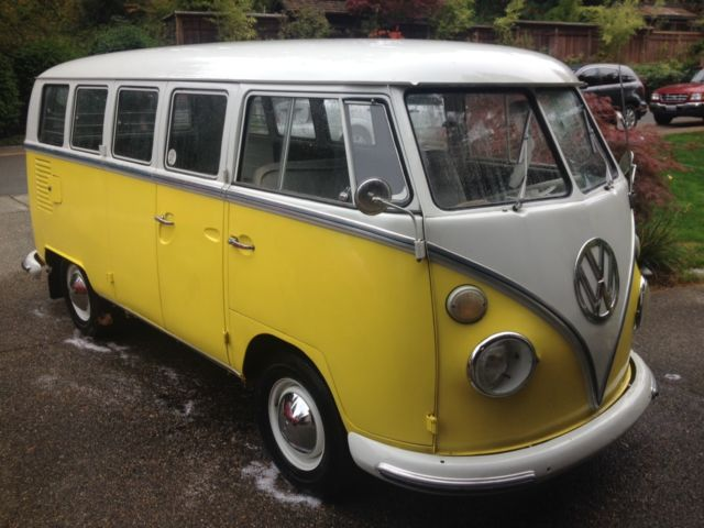 1965 vw bus deluxe new motor 13 window for sale photos for 13 window vw bus