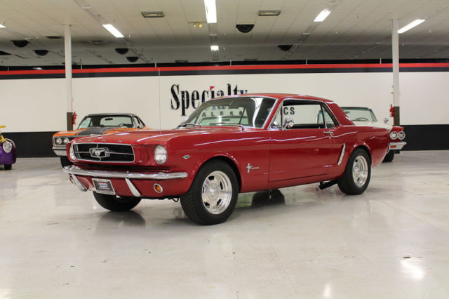 1965 Ford Mustang None