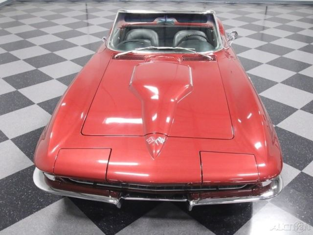 1966 Other Color Chevrolet Corvette with Black interior