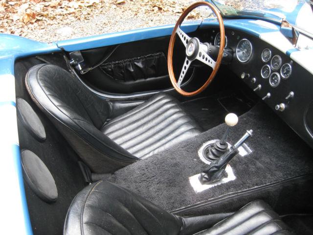 1966 AC Cobra Shelby Contemporary Classic 427 Barn Garage ...