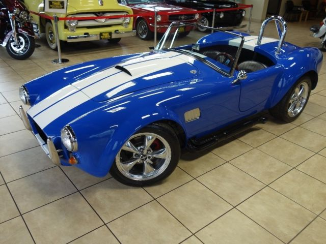 1966 Replica/Kit Makes Custom AC Cobra Replica