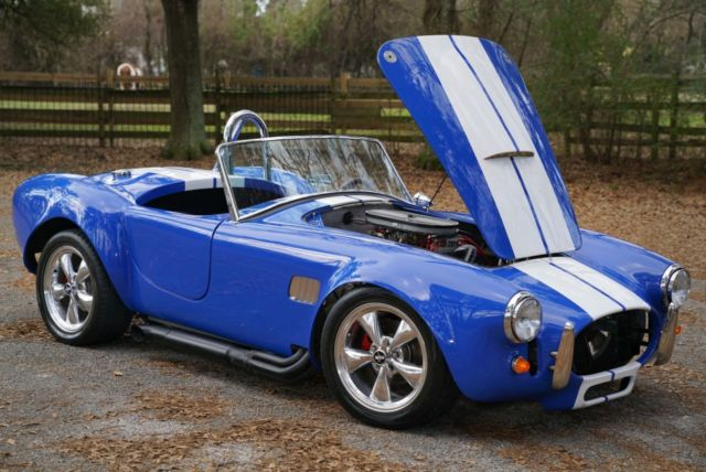 1966 Shelby Mustang AC SHELBY COBRA