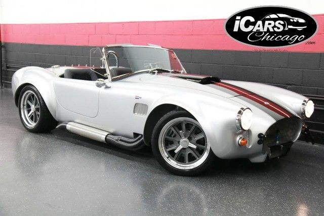1966 Shelby Shelby Street Beasts Edition  Cobra  Replica 2dr Convertible