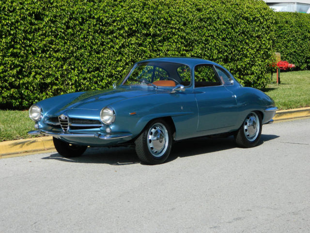 1966 Alfa Romeo Other Sprint Speciale