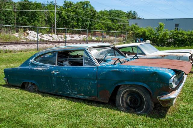1966 AMC Marlin Coupe